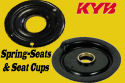Kayaba - KYB Spring Seats and Spring Cups