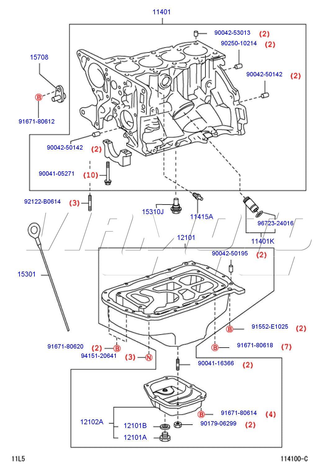 Daihatsu Engine Guide