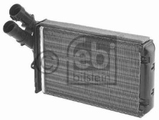 Febi Bilstein - Heater Matrix 19323