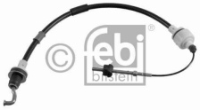 Febi Bilstein - Clutch Cable LHD Only 21254