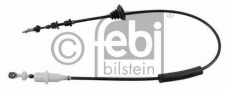Febi Bilstein - Accelerator Cable LHD Only 21380