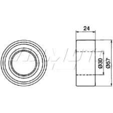 Gates Cambelt Kit - Timing Belt Kit - K025109