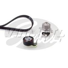 Gates Cambelt Kit - Timing Belt Kit incl Waterpump - KP15575XS
