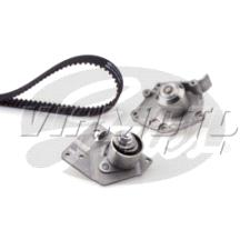 Gates Cambelt Kit - Timing Belt Kit incl Waterpump - KP15610XS