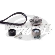 Gates Cambelt Kit - Timing Belt Kit incl Waterpump - KP15623XS