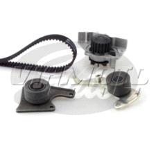 Gates Cambelt Kit - Timing Belt Kit incl Waterpump - KP25049XS