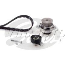 Gates Cambelt Kit - Timing Belt Kit incl Waterpump - KP25427XS
