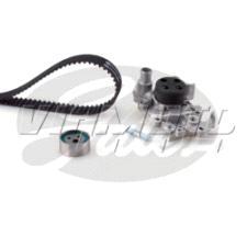 Gates Cambelt Kit - Timing Belt Kit incl Waterpump - KP25454XS