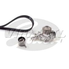 Gates Cambelt Kit - Timing Belt Kit incl Waterpump - KP25535XS