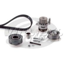 Gates Cambelt Kit - Timing Belt Kit incl Waterpump - KP25543XS