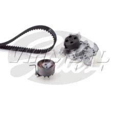 Gates Cambelt Kit - Timing Belt Kit incl Waterpump - KP25577XS