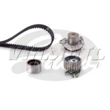 Gates Cambelt Kit - Timing Belt Kit incl Waterpump - KP25623XS
