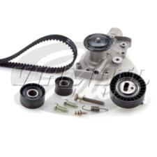 Gates Cambelt Kit - Timing Belt Kit incl Waterpump - KP35360XS