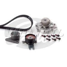 Gates Cambelt Kit - Timing Belt Kit incl Waterpump - KP35509XS