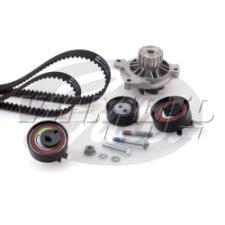 Gates Cambelt Kit - Timing Belt Kit incl Waterpump - KP55323XS-2