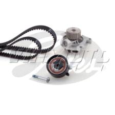 Gates Cambelt Kit - Timing Belt Kit incl Waterpump - KP65323XS