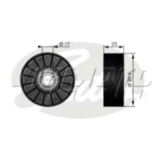 Gates Drive Align Tensioner - T38007
