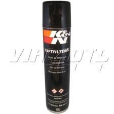 K & N - Air Filter Oil - 14.36 fl oz/408 ml Aerosol Spray- Non-US 99-0518EU