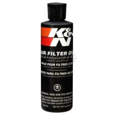 K & N - Air Filter Oil - 8oz Squeeze 99-0533