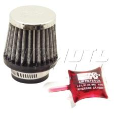 K & N - Universal Chrome Filter RC-0790