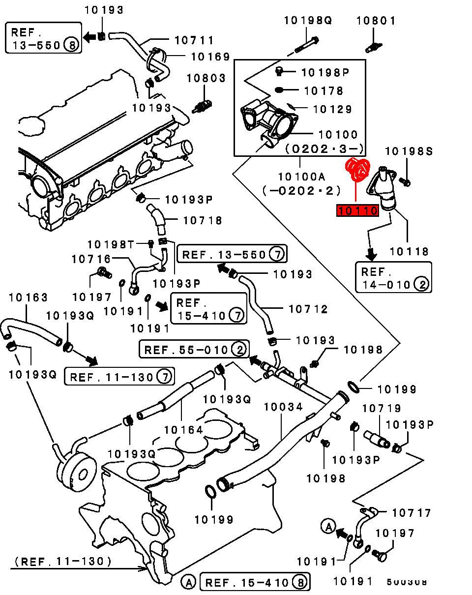 Viamoto Car Parts  Mitsubishi    Lancer    GSR Turbo 18 4WD