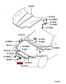 MB632387 fto bonnet latch sm 1966 gto fuse box diagram 1966 find image about wiring diagram,Smart Fuse Box Plus