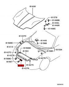 Pontiac gto  1966 also 1974 Pontiac Catalina Engine additionally 68 Gto Ignition Coil Wiring likewise 1967 Pontiac Gto Hood Tachometer Wiring Diagram likewise Gm Hei Ignition Wiring Diagram. on 1966 pontiac le mans