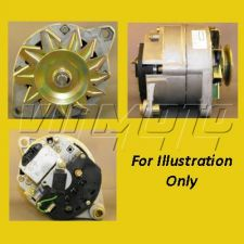 Alternator - Lada Externally Regulated - QA0263