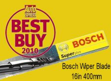 Bosch Wiper Blade 16in 400mm