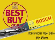 Bosch Spoiler Wiper Blade 18in 450mm