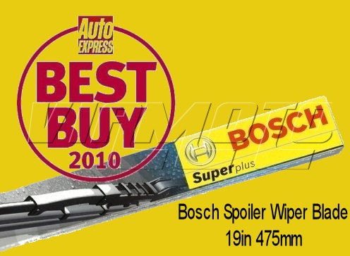 Bosch Spoiler Wiper Blade 19in 475mm