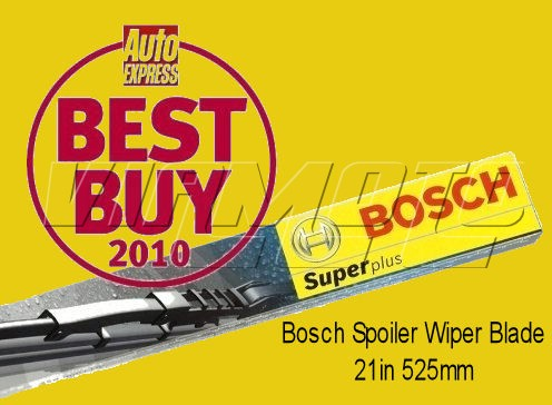 Bosch Spoiler Wiper Blade 21in 525mm