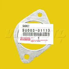 Middle Section to Backbox Gasket - Toyota GT86 ZN6 2012 onwards