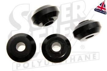 Superflex - Daimler Dart Front Shock Absorber Upper Pin Fitting Kit