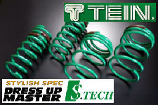 Tein S.Tech Lowering Springs Mazda MX5 NA8C 1990 to 1998