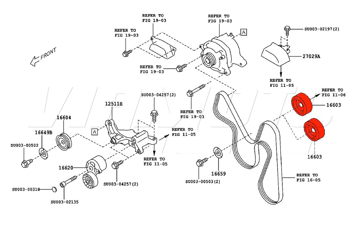 Viamoto Car Parts Toyota Gt86 Zn6 Engine And Gt 86 Wiring Diagram Part Number Su003 00500