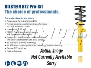 Bilstein B12 Pro-Kit - Eibach Suspension Kit - 46-259516 - Seat Mii (KF1_), Skoda Citigo, VW UP 1.0