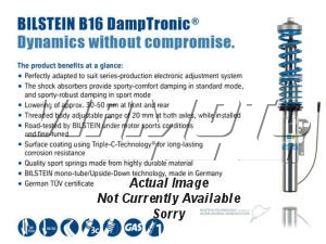 Bilstein B16 DampTronic - Coilover Suspension Kit - 49-255874 - VW Golf 7 55mm Einzelrad