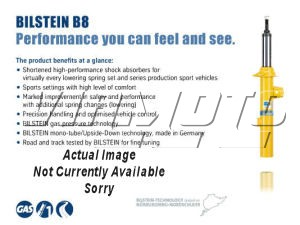 Bilstein B8 Rear - Shock Absorber - 24-222112 - VW Up, Seat Mii, Skoda Citgo