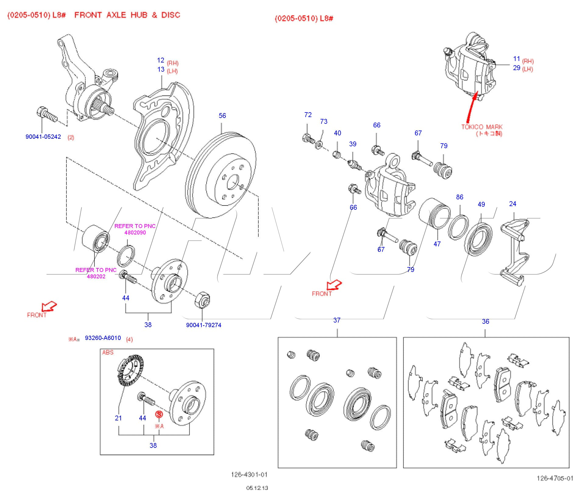 291186721178 on ford wiring diagrams