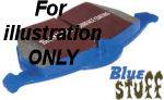 DP5038NDX EBC Bluestuff Brake Pads