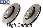EBC HCD Brake Discs EBC High Carbon Brake Discs - HCD850 - Pair
