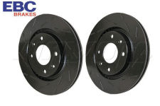 EBC Ultimax Blackdash USR Sports Brake Discs - USR1087 - Pair