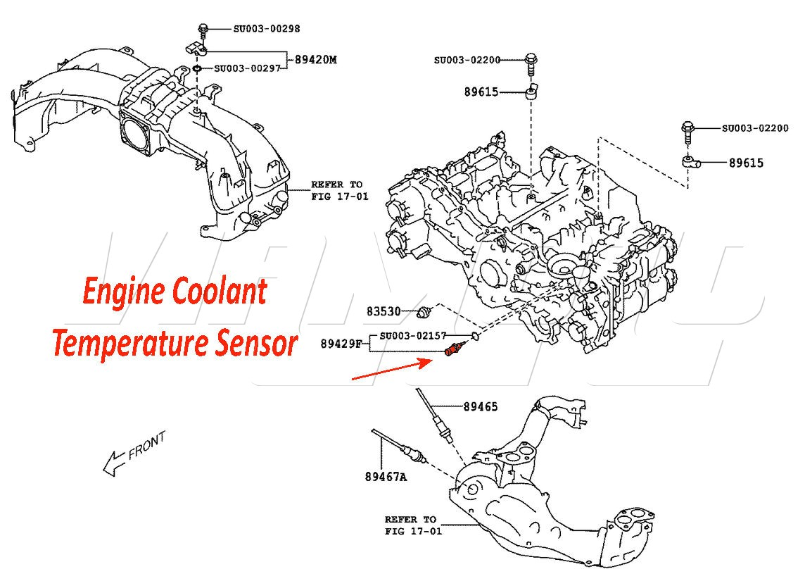 Viamoto Car Parts Toyota Gt86 Zn6 Engine And 4 0 Diagram Part Number Su003 00420