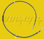 Hand Brake Cable - Rear Parking Brake Cable - Mitsubishi Lancer GSR CD5A