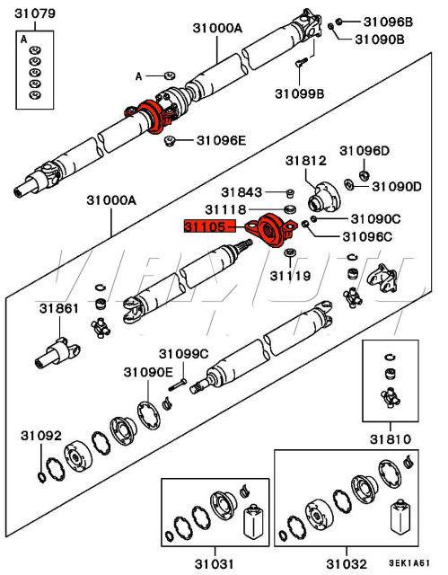 Viamoto Car Parts Mitsubishi Lancer Evo Parts Mitsubishi Lancer