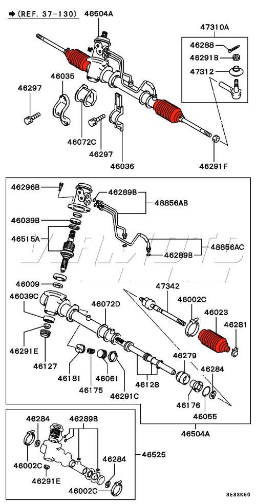 mitsubishi steering diagram example electrical wiring diagram u2022 rh huntervalleyhotels co F150 Steering Diagram Ford Ranger Steering Diagram