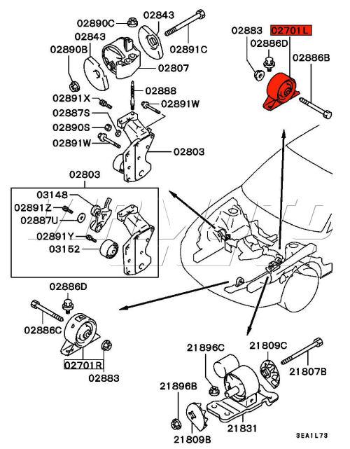 viamoto car parts, mitsubishi lancer evo 4 cn9a parts, evo 4 cn9a - engine and ancilliary parts lancer engine diagram #4