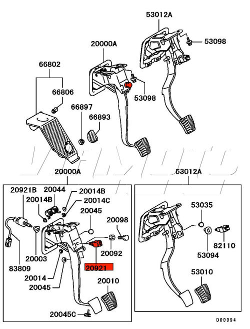 Mitsubishi Cruise Control Diagram