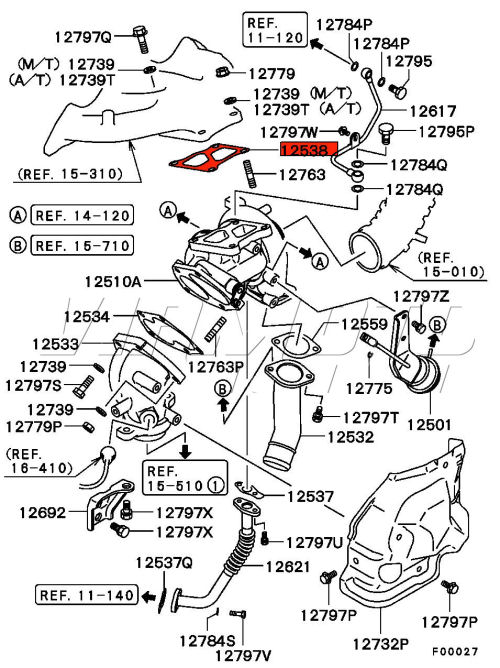 Turbo Exhaust Diagram 1 8 Turbo Engine Diagram